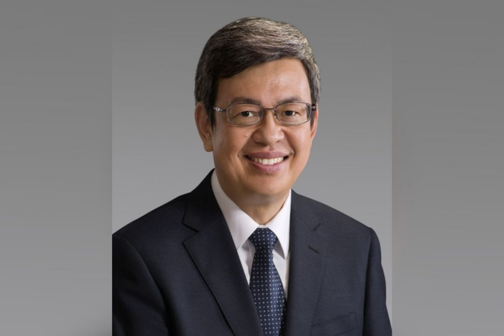 Taiwanese epidemiologist and politician, member of the Pontifical Academy of Sciences