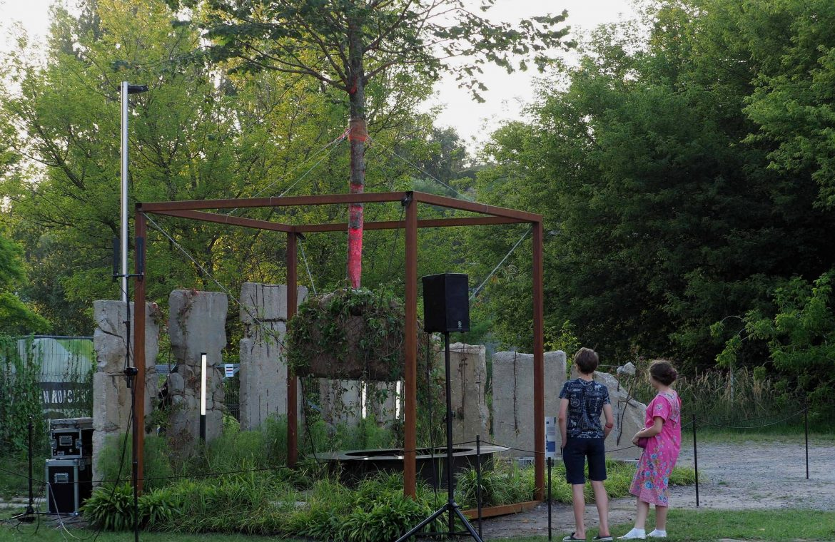 The last day of the Festival of Garden and Public Space Arts - Polish Radio Lublin