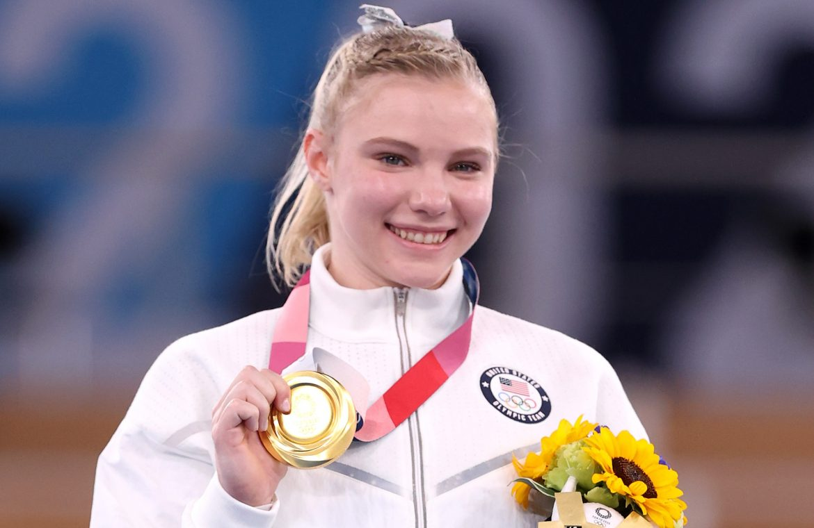 Tokyo 2020. Great feelings in sports gymnastics!  Two bronze medals awarded