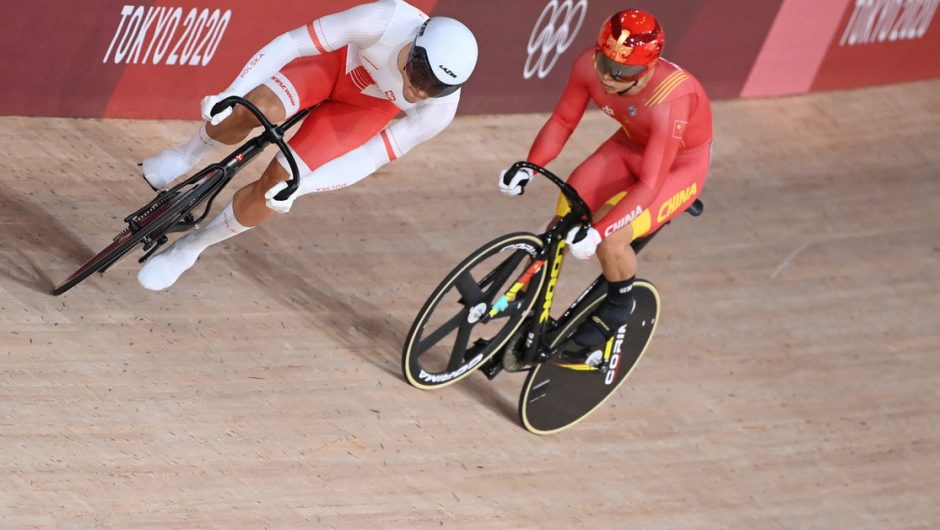 Tokyo 2020. Patrick Rajkowski has withdrawn from the individual sprint competition