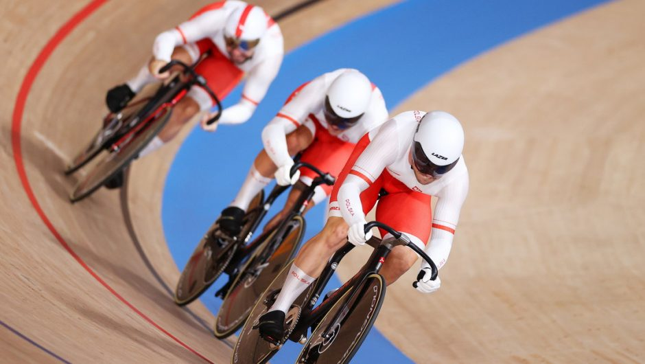 Tokyo 2020. Roddick was fast, but the team only finished eighth in the sprint qualifiers