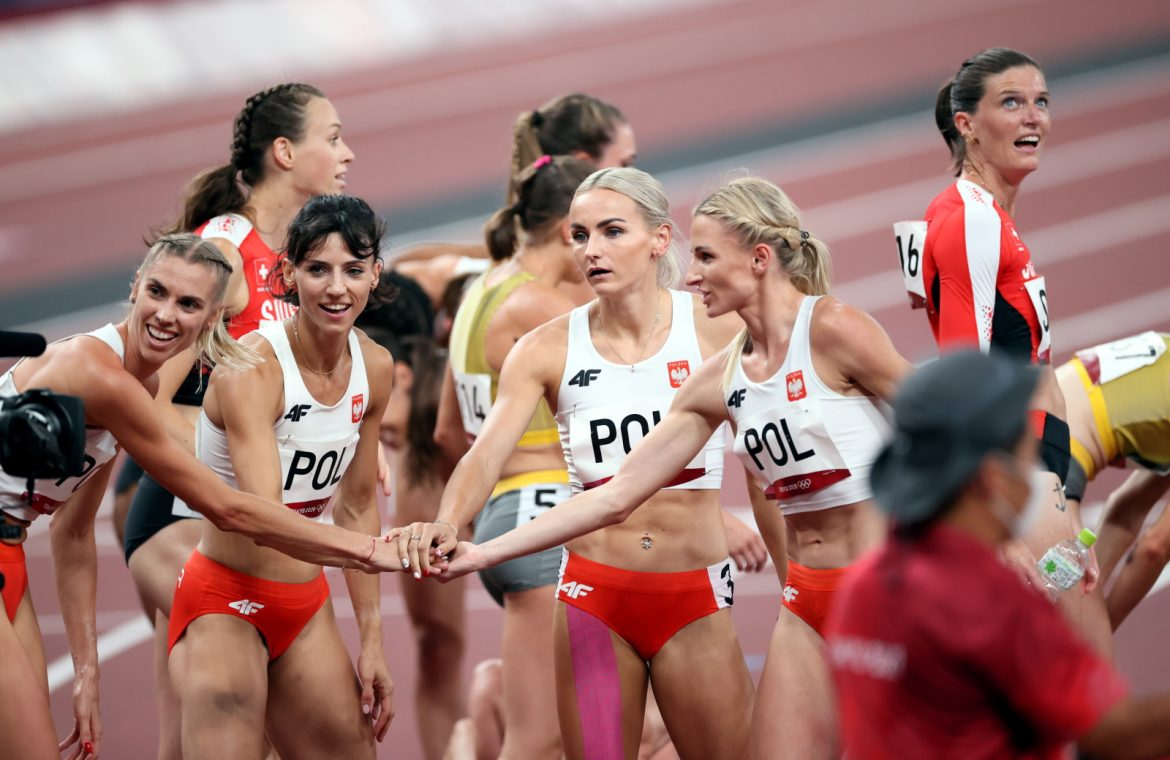 Tokyo 2020. There is a 14th medal for Poland!  They, as always, did not disappoint!