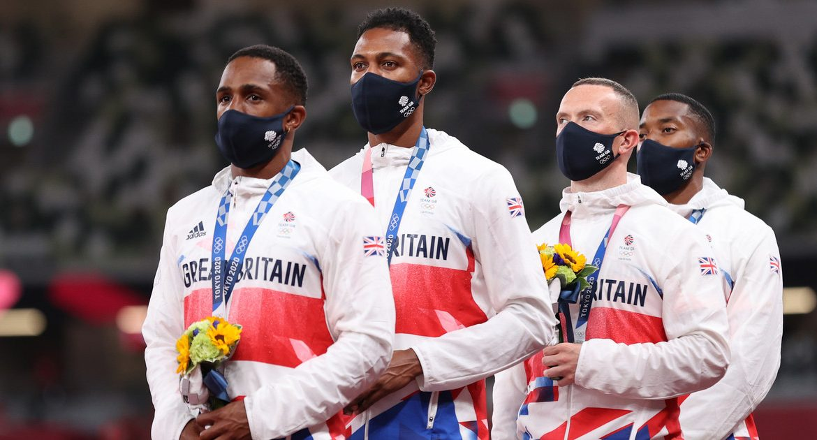 Tokyo 2020. Will the Britons lose the silver medal from Tokyo?  Steroids in the background
