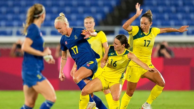 Tokyo 2020. Women's soccer: Australia - USA.  Live coverage and score