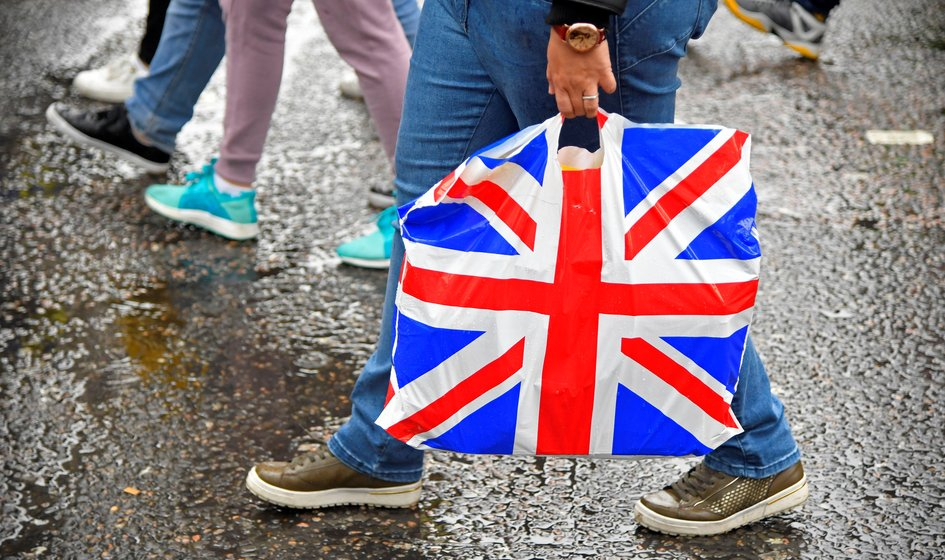 UK elections.  The last day of campaigning before major elections in England, Scotland and Wales