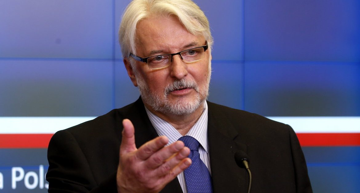 Witold Waszkowski on the American diplomat: He is eccentric