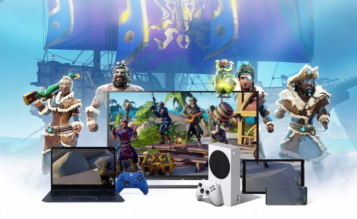 Xbox Cloud Gaming is a PC