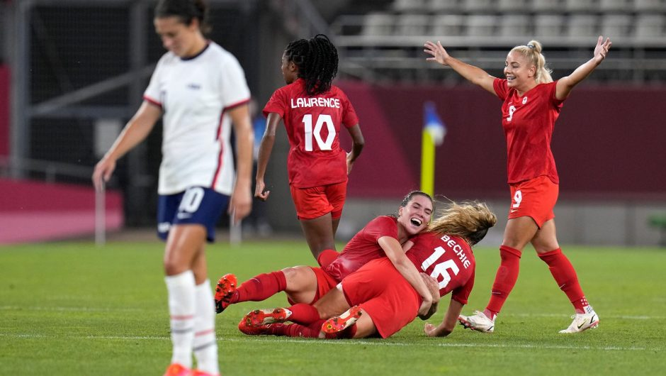 feeling!  Canada has been waiting 20 years for such a match!  World champions will not play in the final!