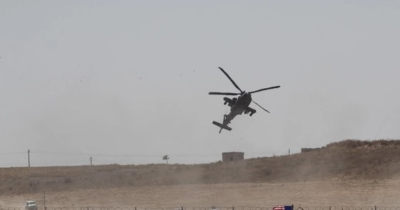 """Armia USA przeprowadziła """"precyzyjne naloty"""" na cele proirańskich milicji na granicy syryjsko-irackiej. To odpowiedź na ataki ich dronów na amerykański personel i obiekty w Iraku - poinformował Pentagon."""