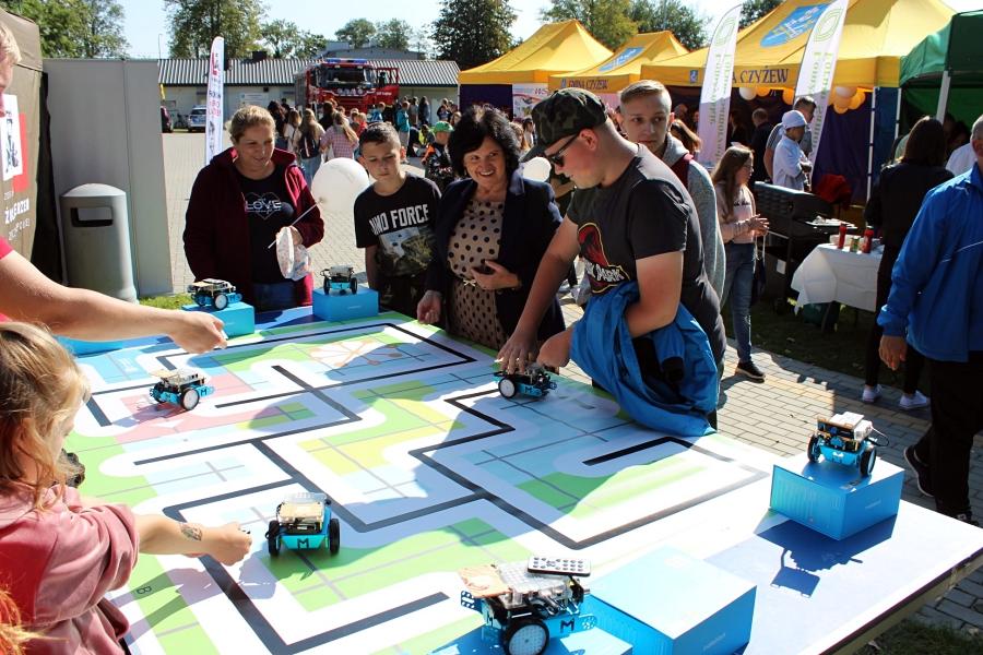 """Samo-Government Adventures with Science"" Festival in Czyżew [foto]"