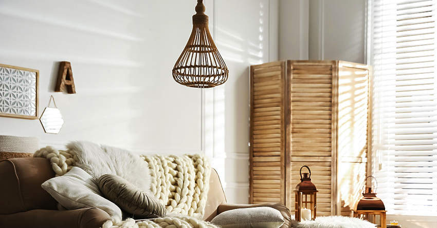 Interior design trends fall 2021: how to arrange an apartment?