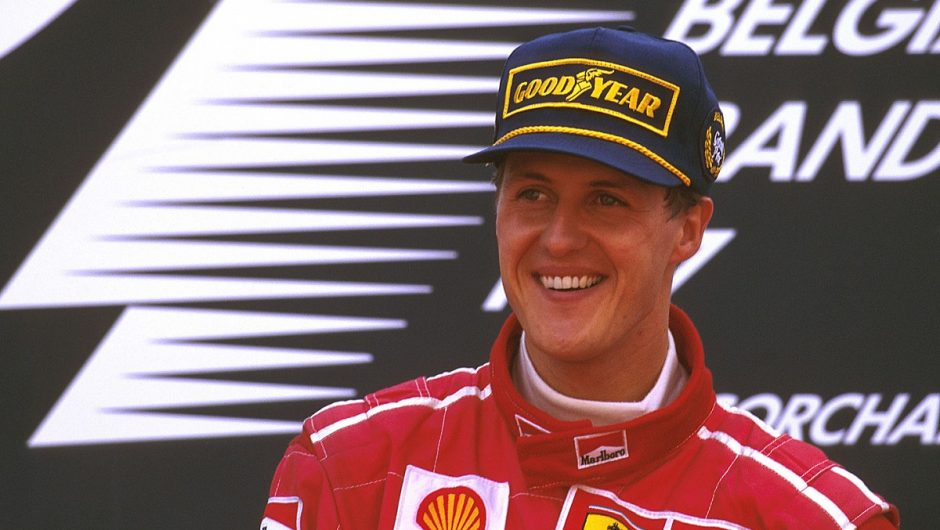 "Documentary ""Schumacher"" on Netflix"
