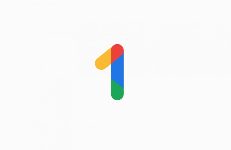 New plan on Google One