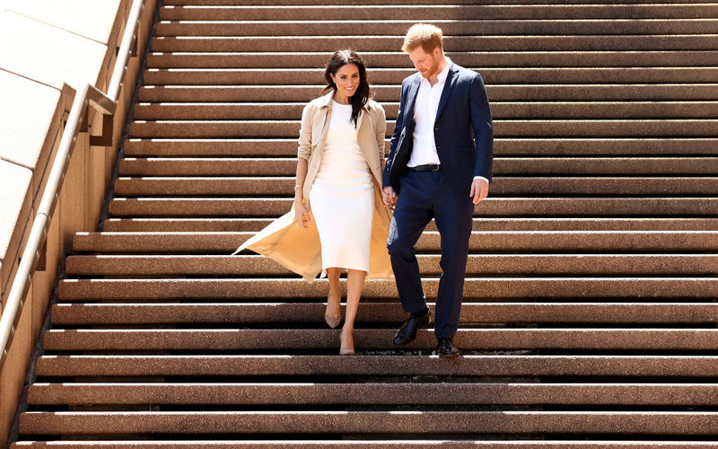 What awaits Meghan and Harry