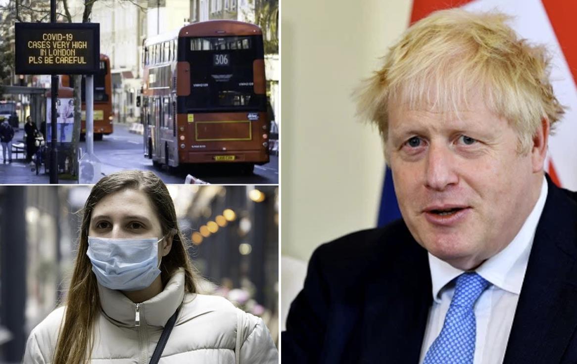 No more UK lockdowns?  Boris Johnson to announce Covid-19 life plan