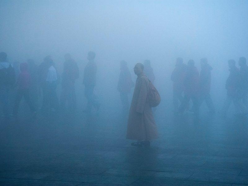 Smog, air pollution, China, AQLI, Poland, Europe, US