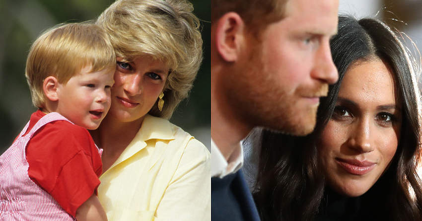 Will Duchess Meghan make a movie about Princess Diana?  This will only exacerbate the conflict with Windsor