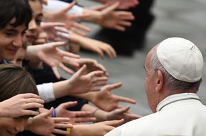 Pope Francis in the video: This is a misunderstood concern for the Church