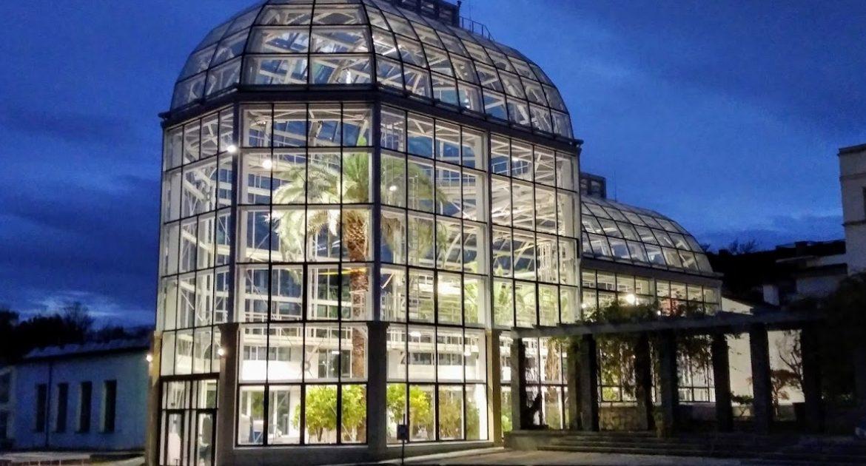 Greenhouse reconstruction acknowledged at Jagiellonian University Botanical Garden - News