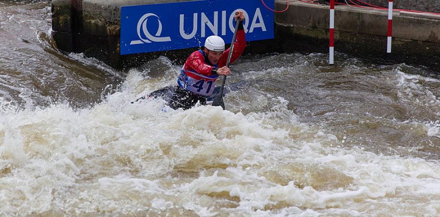 Mountain Kayaking - World Cup: Abel and Chalubka are the best in C1, Pasiot in the extreme slalom final