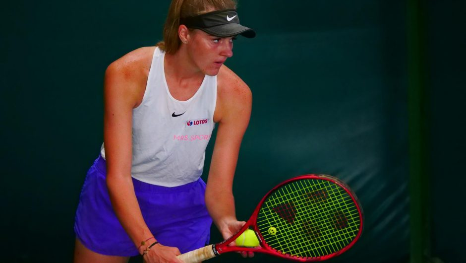 The ITF session: a week without success.  Only individual Poles victories