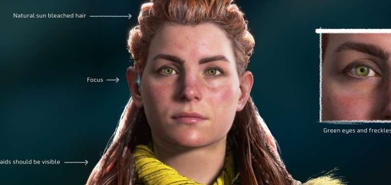 Horizon Forbidden West on PS5 and PS4 without major differences?  The game draws handfuls from Horizon Zero Dawn