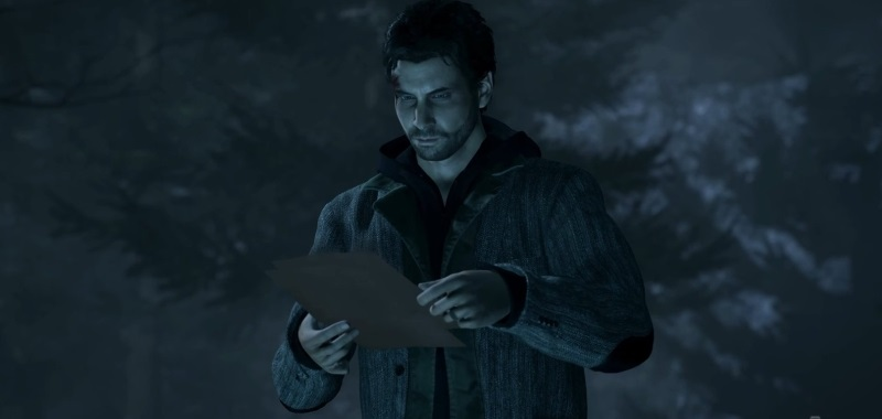 Alan Wake Remastered in the first match.  Adventurous gameplay shows in 4K resolution