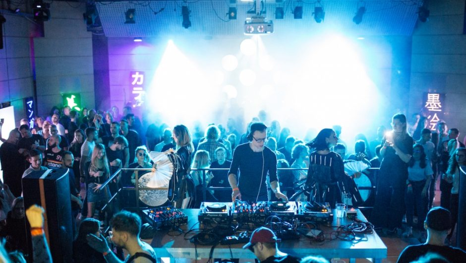 An unusual DJ event in the spaces of the TAURON Arena Krakow - News