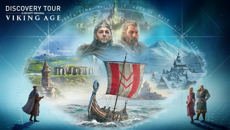 Assassin's Creed Valhalla will be getting Exploration Tour mode next month