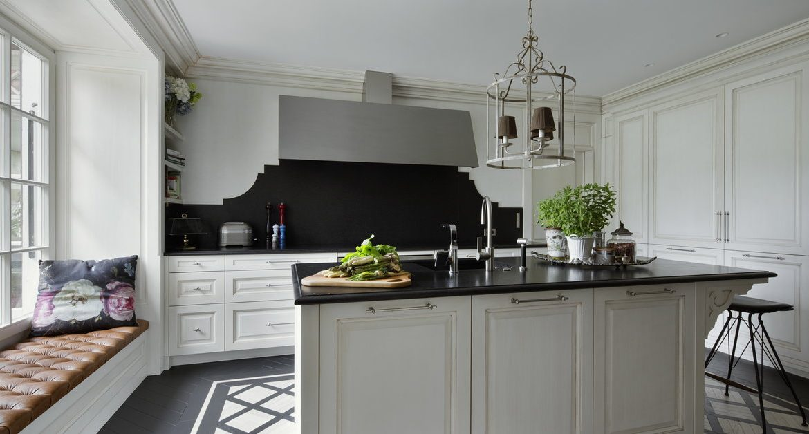 Beautiful French style kitchen.  Ignite your enthusiasm!