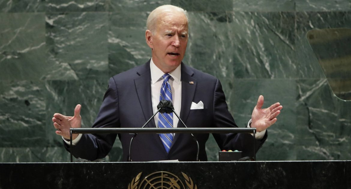 Biden did not know the union: He distances America from Europe and focuses on Asia