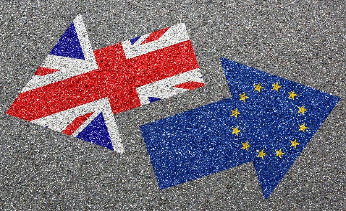 Britain's exit from the European Union.  Guide - How to do business after Brexit?