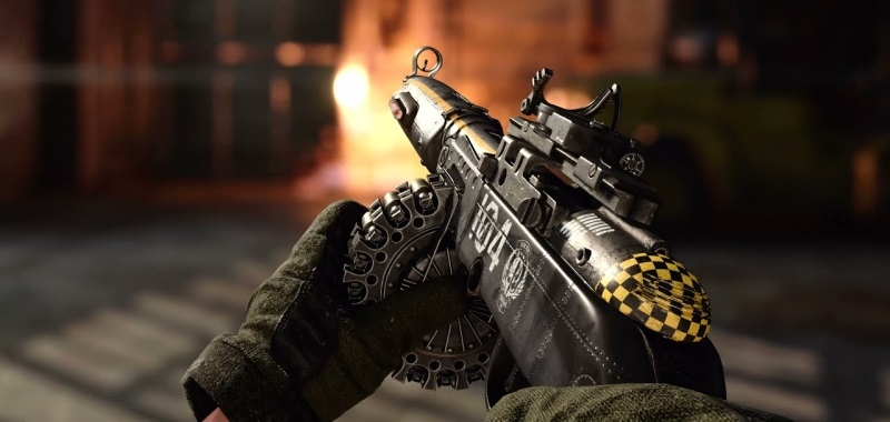 Call of Duty: Vanguard Beta with major graphics bugs on Xbox Series X |  S.