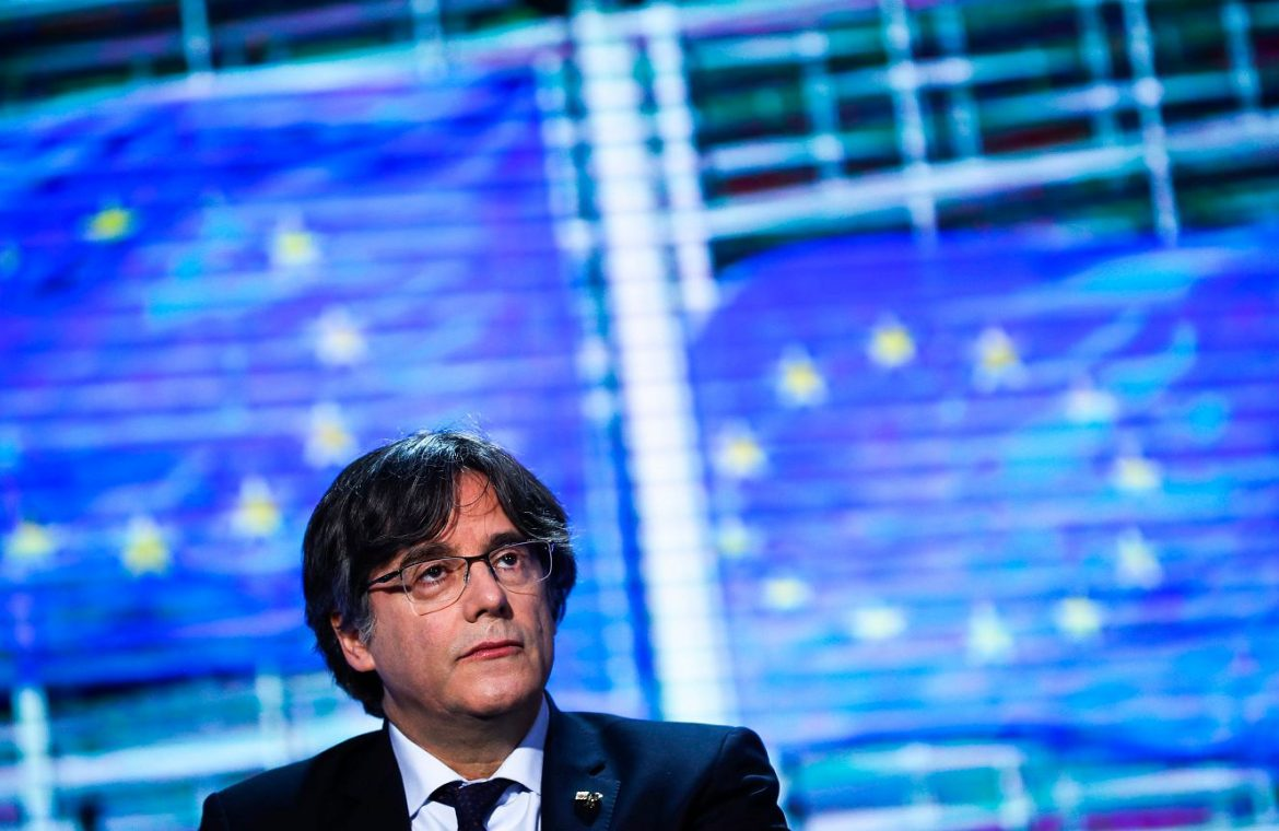 Carles Puigdemont, the former Catalan prime minister, is being held in Sardinia.  The court will decide on the extradition |  world News