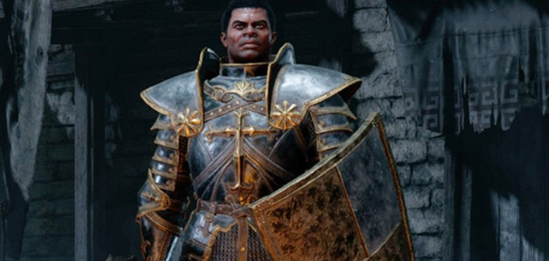 Diablo 2 Resurrection is full of holy warriors.  Paladin shows powers in the trailer
