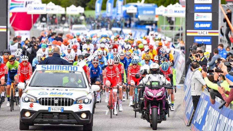 Eurovision Sport and IMG provide comprehensive coverage of the 100th Anniversary of the UCI Road Cycling World Championships