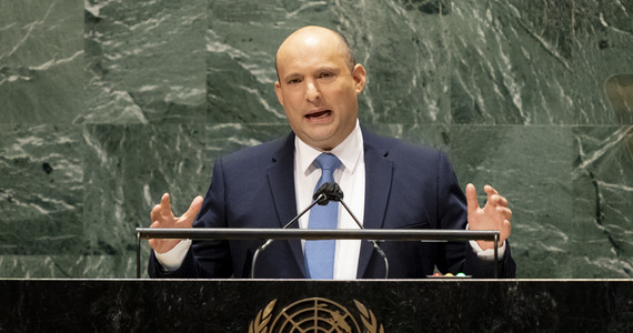Israeli PM: Iran's nuclear program crossed all red lines