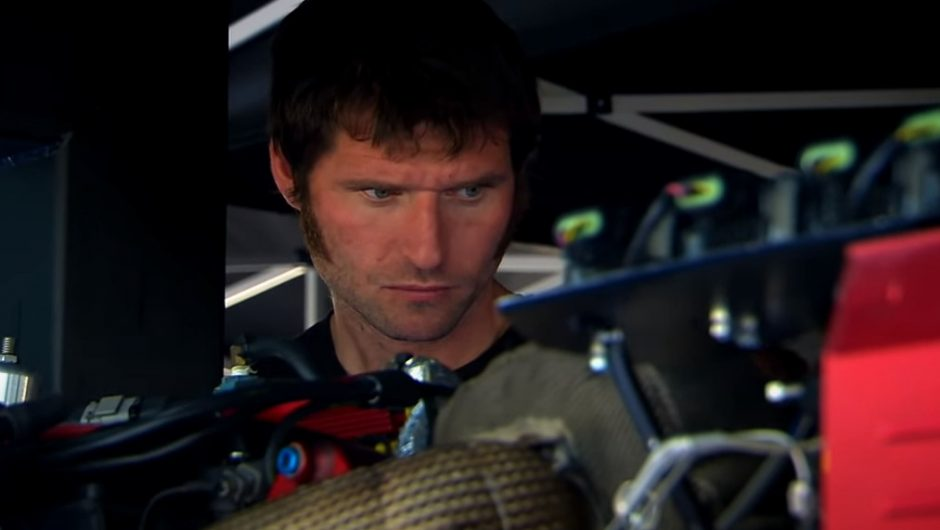Jay Martin wants to break the motorcycle speed record.  He thought he needed a helicopter engine for this.