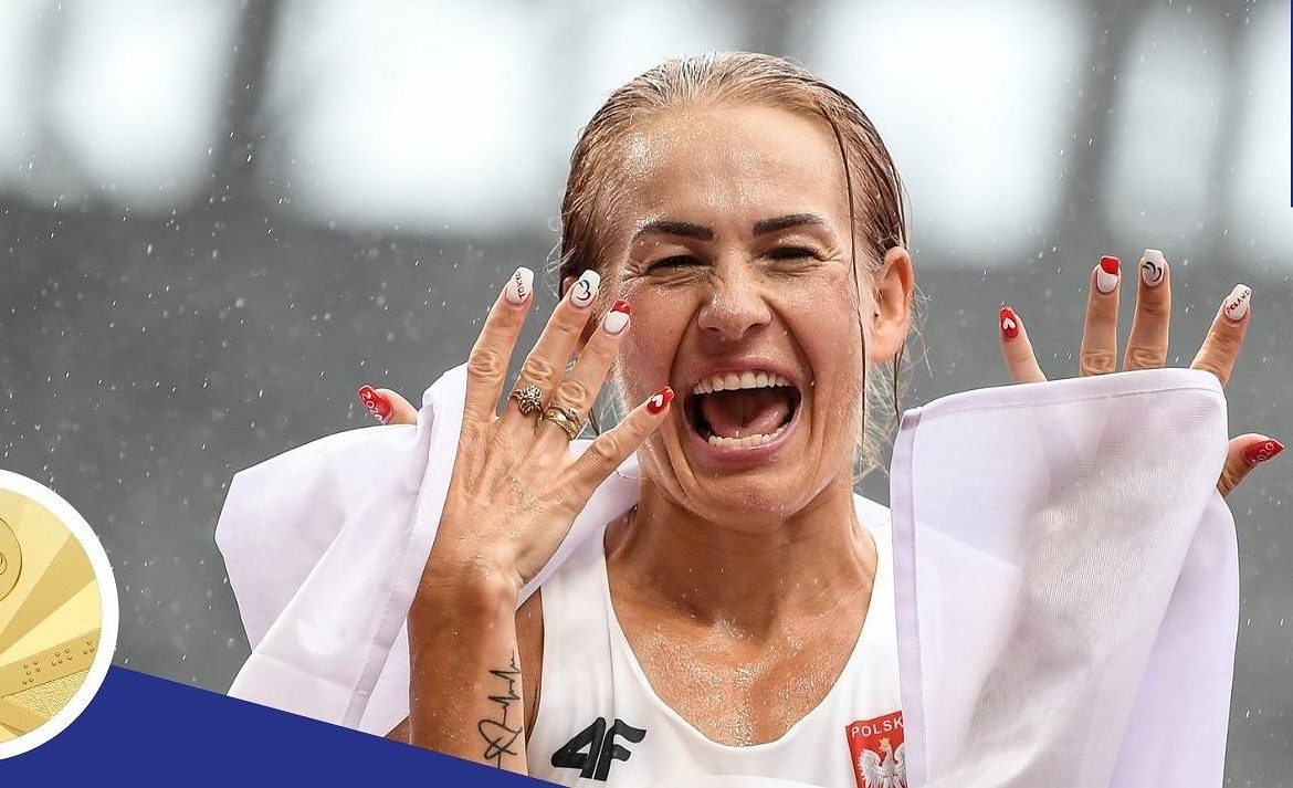 Night rash on a medal for Poland in the Paralympic Games!  'We're slowly stopping to follow'