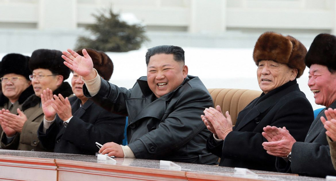 North Korea launched ballistic missiles