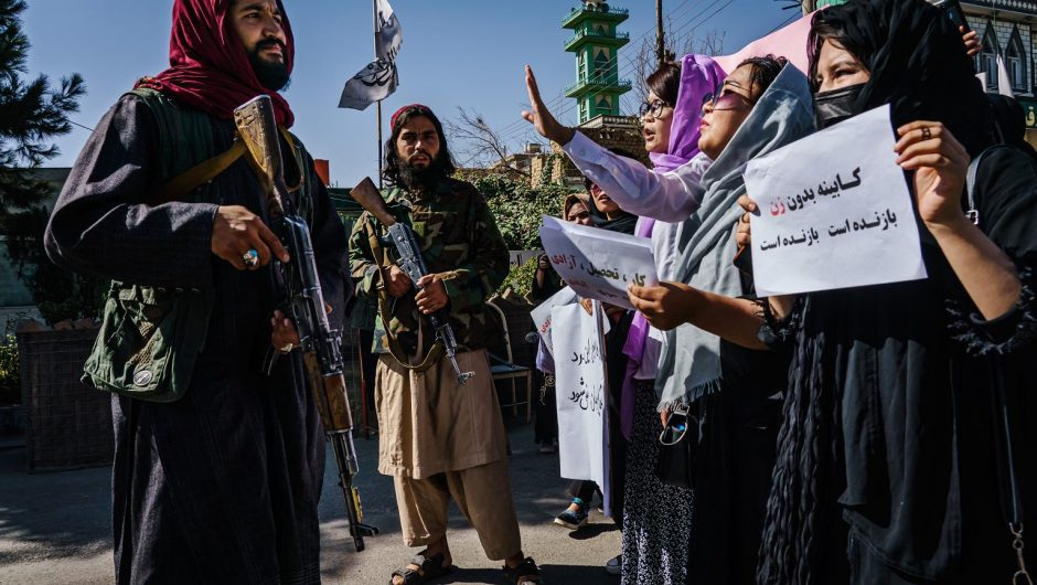 Protests in Afghanistan's second largest city.  Hundreds of ex-soldiers on the streets |  News from the world