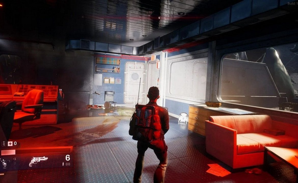 Redfall - The first screenshots of the game have been leaked.  Check out the weapons, environment and interface