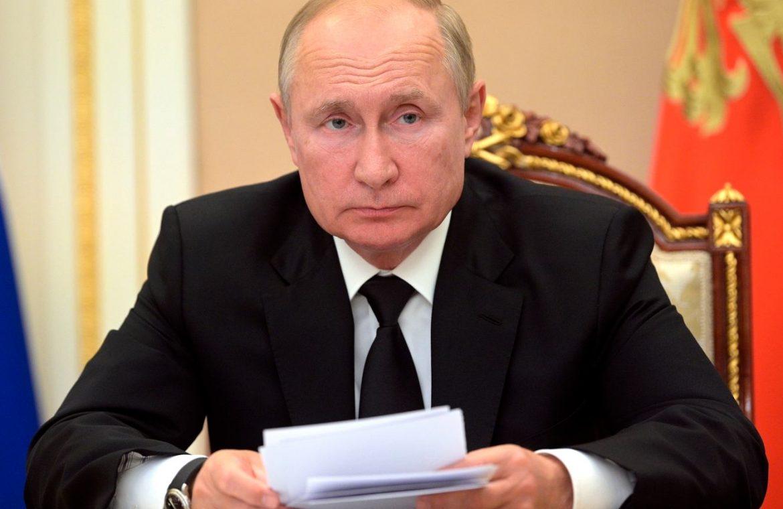 Russia.  Vladimir Putin will isolate himself    world News