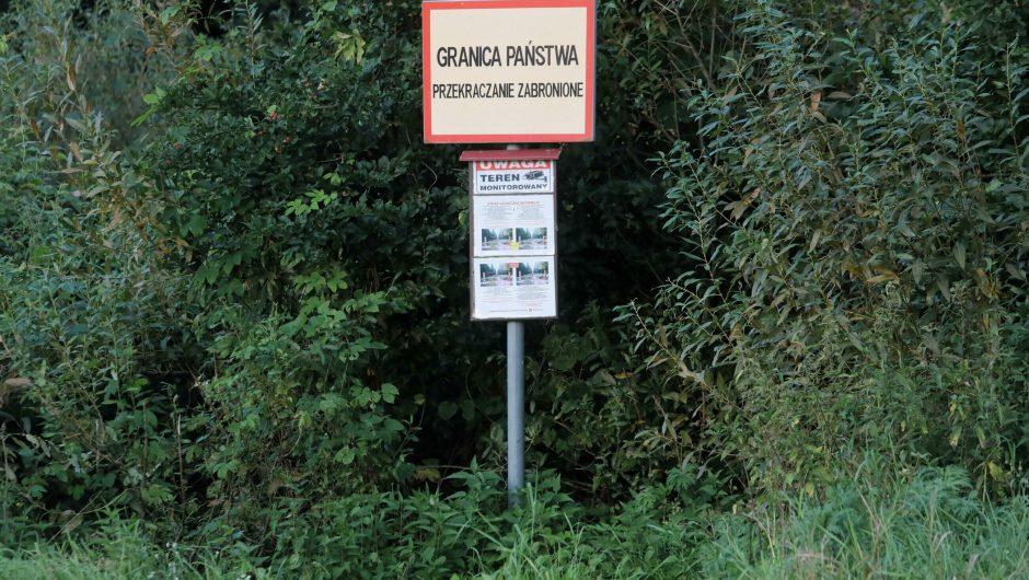 The crisis is worsening on the Polish-Belarus border
