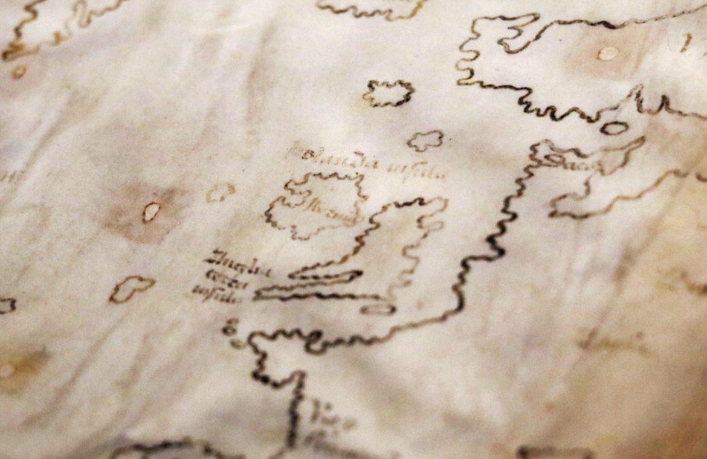 The famous Vinland map is a scam.  Researchers have no doubts