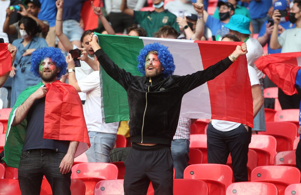 The semi-finals and finals of the European Championship are not for foreign fans