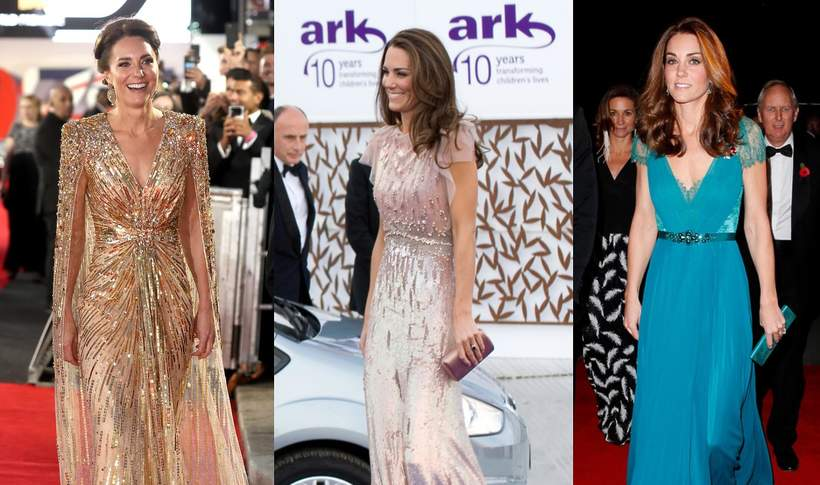 UK: Jenny Packham - Princess Kate's favorite designer.  What should you know about her?