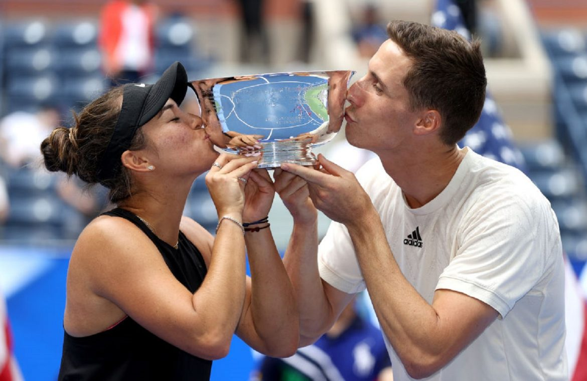 US Open champions in the mix.  Replay Paris