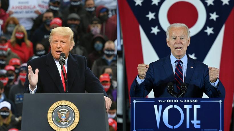 Wybory prezydenckie USA 2020: wyniki. Jakie są wyniki wyborów prezydenckich w USA? [DATA, TERMIN]