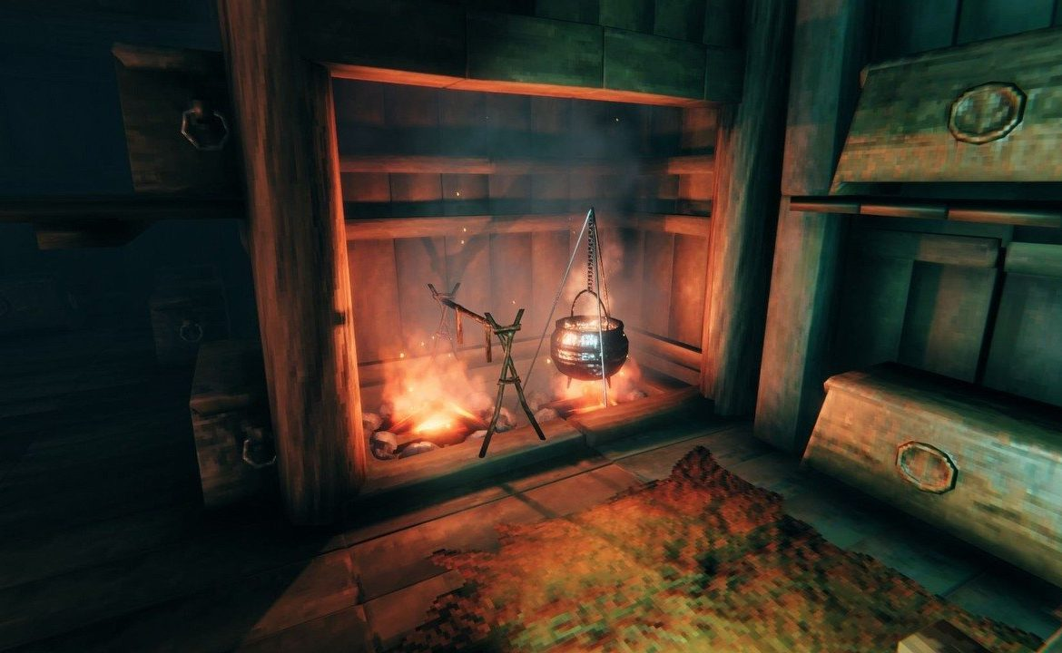 Valheim creators hope we'll start a new game after Hearth and Home